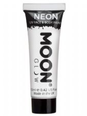 Moon Glow UV Body & Face Paint in White